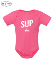 Load image into Gallery viewer, Pink SUP - Onesie