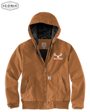 Load image into Gallery viewer, Buck Snort - Men's and Women's Carhartt Washed Duck Active Jacket