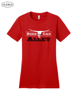 Beer Can Alley Women's District Concert T-Shirt