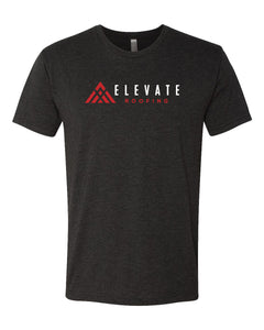 Elevate Roofing Next Level - Triblend Short Sleeve Crew
