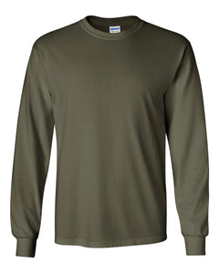 Gildan - Ultra Cotton® Long Sleeve T-Shirt - 2400