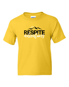 Respite Adventures Youth Tshirt