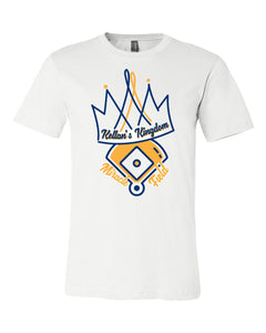 Crown Adult T-shirt