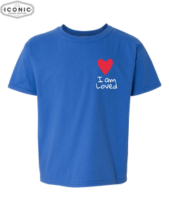 I Am Loved P&L - Softstyle Youth T-Shirt