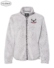 Load image into Gallery viewer, Buck Snort - Women's Sherpa Full-Zip Jacket