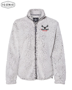 Buck Snort - Women's Sherpa Full-Zip Jacket
