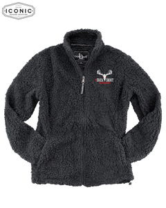 Buck Snort - Men's Sherpa Full-Zip Jacket