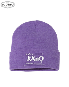 "The Morning Rush - Solid 12"" Cuffed Beanie"