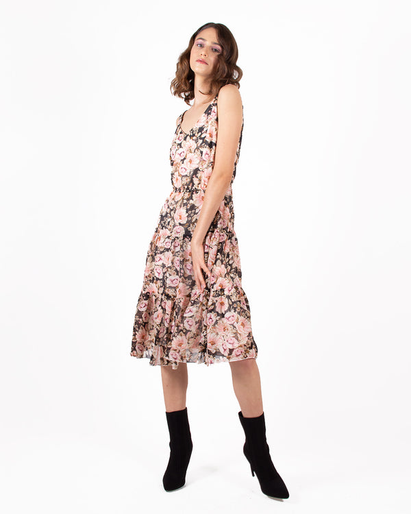 Nicolé floral dress