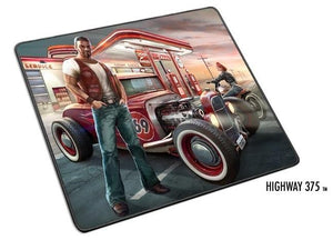 Custom Mouse Pad | Highway 375 | Mouse Pads Australia