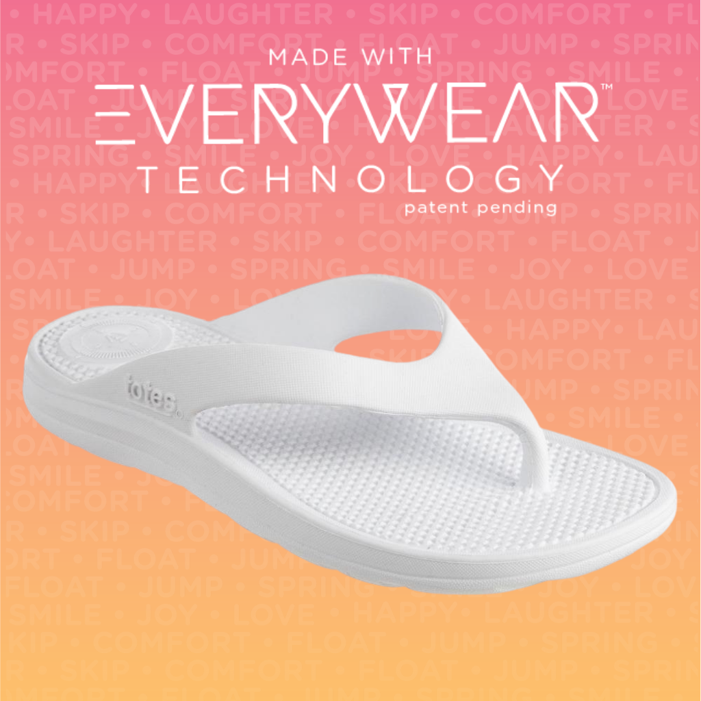 Sol Bounce Flip Flop with Everywear Technology