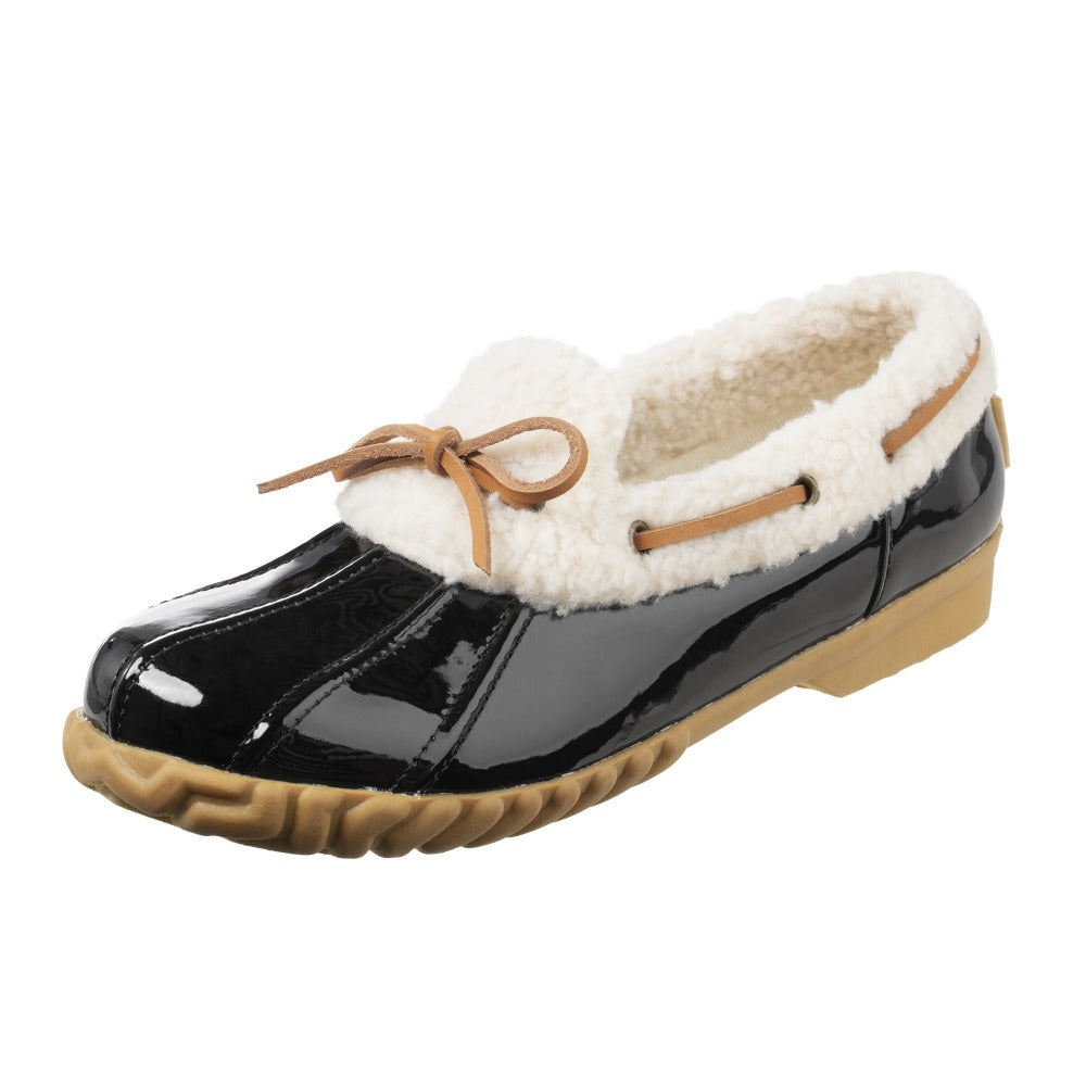Women's Patty Moccasin Left Angled View