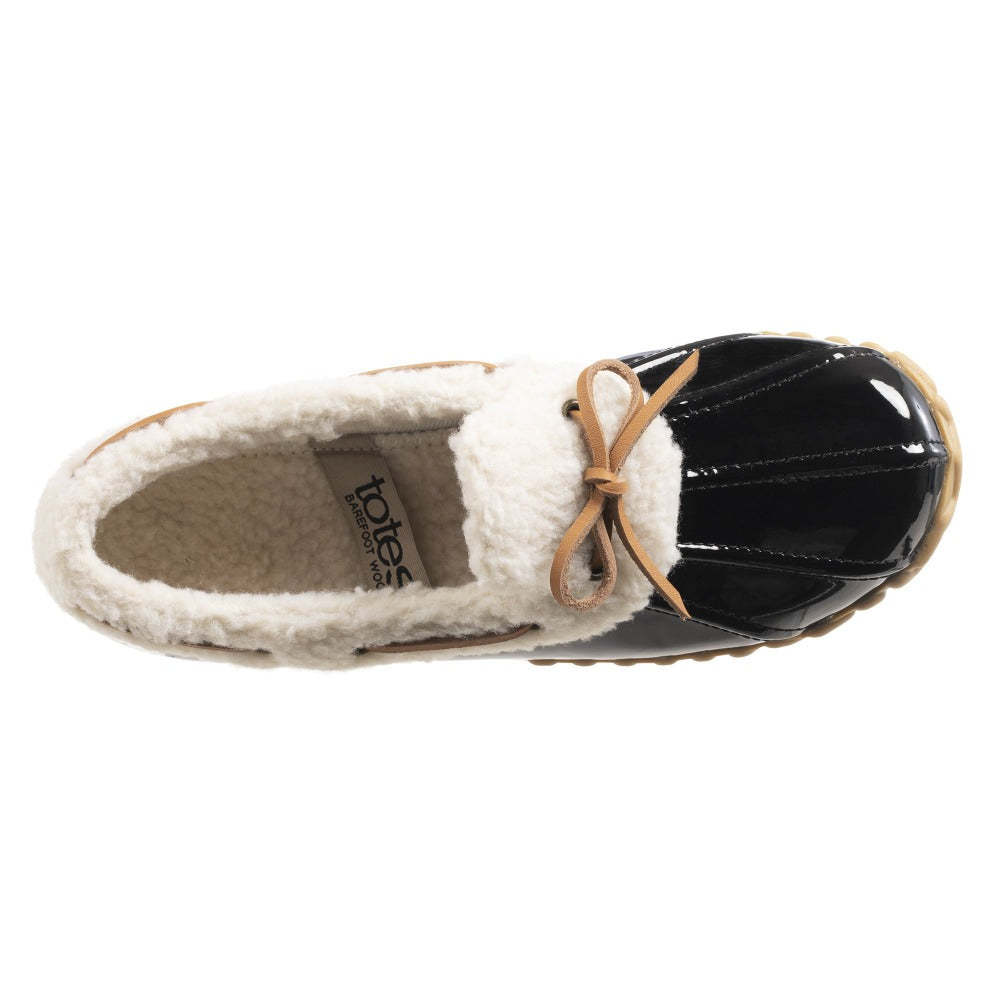 Women's Patty Moccasin Inside Top View