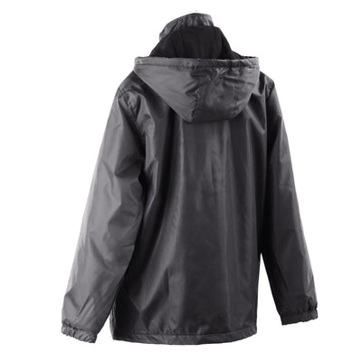 Women's Three Season Short-length Storm Jacket in Black Back
