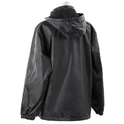 Men's Three Season Storm Jacket in Black Back