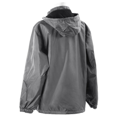 Men's Three Season Storm Jacket in Gun Metal Back