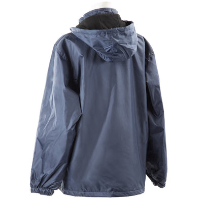 Men's Three Season Storm Jacket in Navy Back