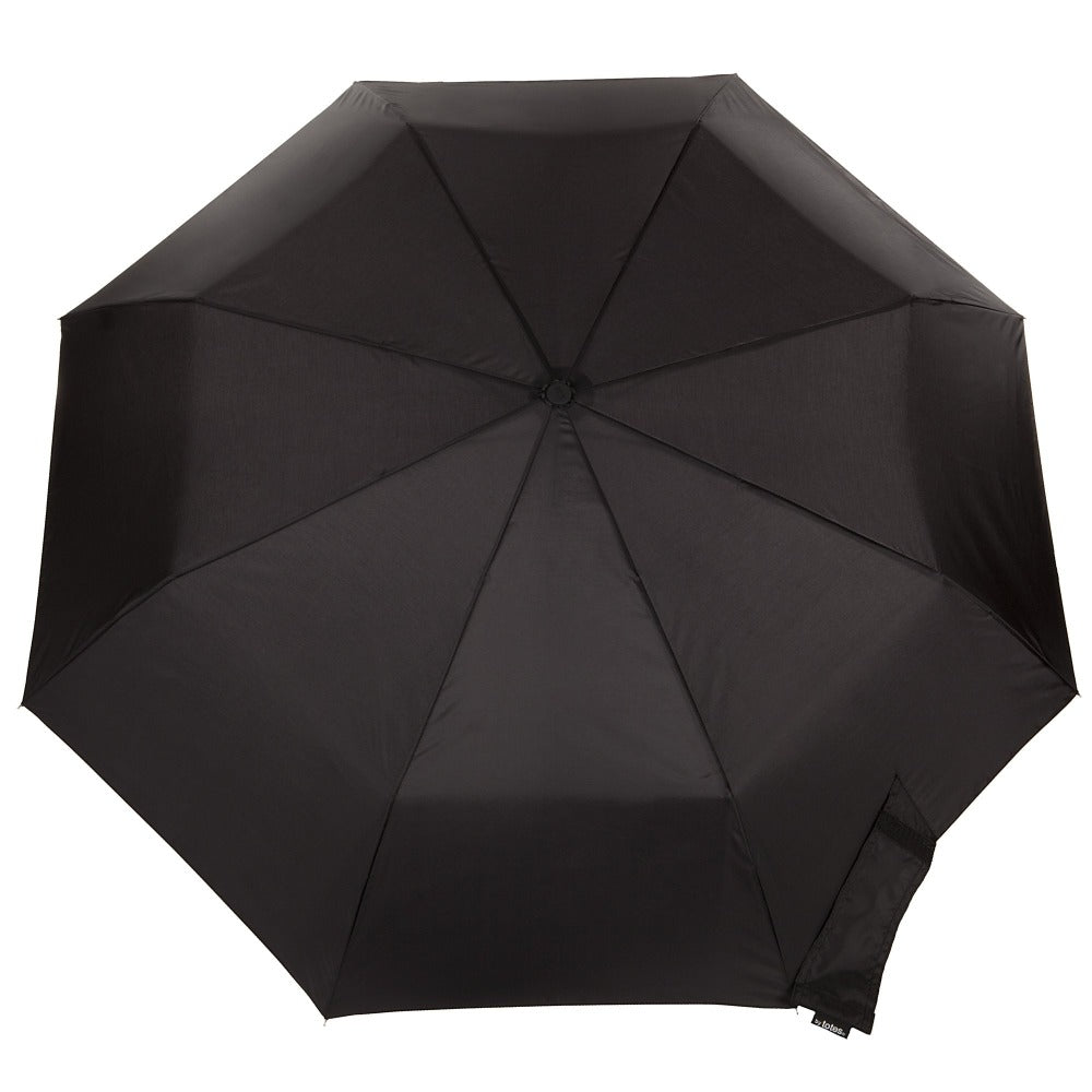 Totesport Manual Umbrella Open Top View