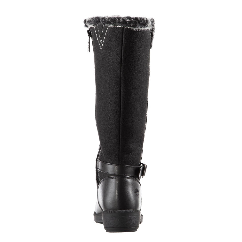 Women's Maryliza Tall Winter Boots in Black Back