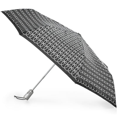 Sunguard Auto Open Close Umbrella With Neverwet in Opera Open Side Profile