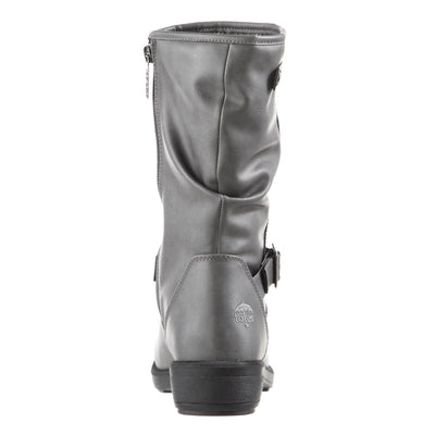 Women's Haggle Winter Boots in Grey Back