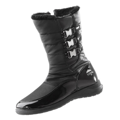Women's Bayou Winter Boots Left Angled View