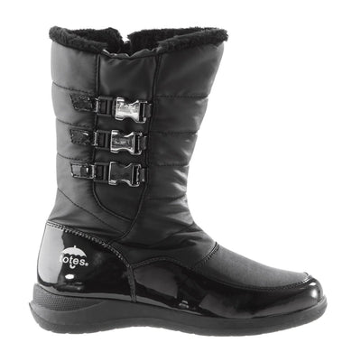 Women's Bayou Winter Boots Side Profile