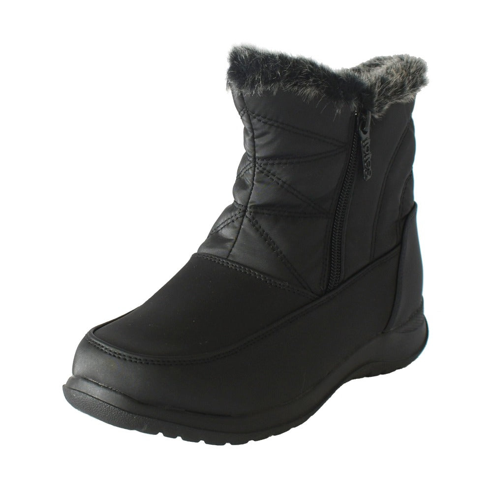 Women's Dalia Snow Boots Right Angled View