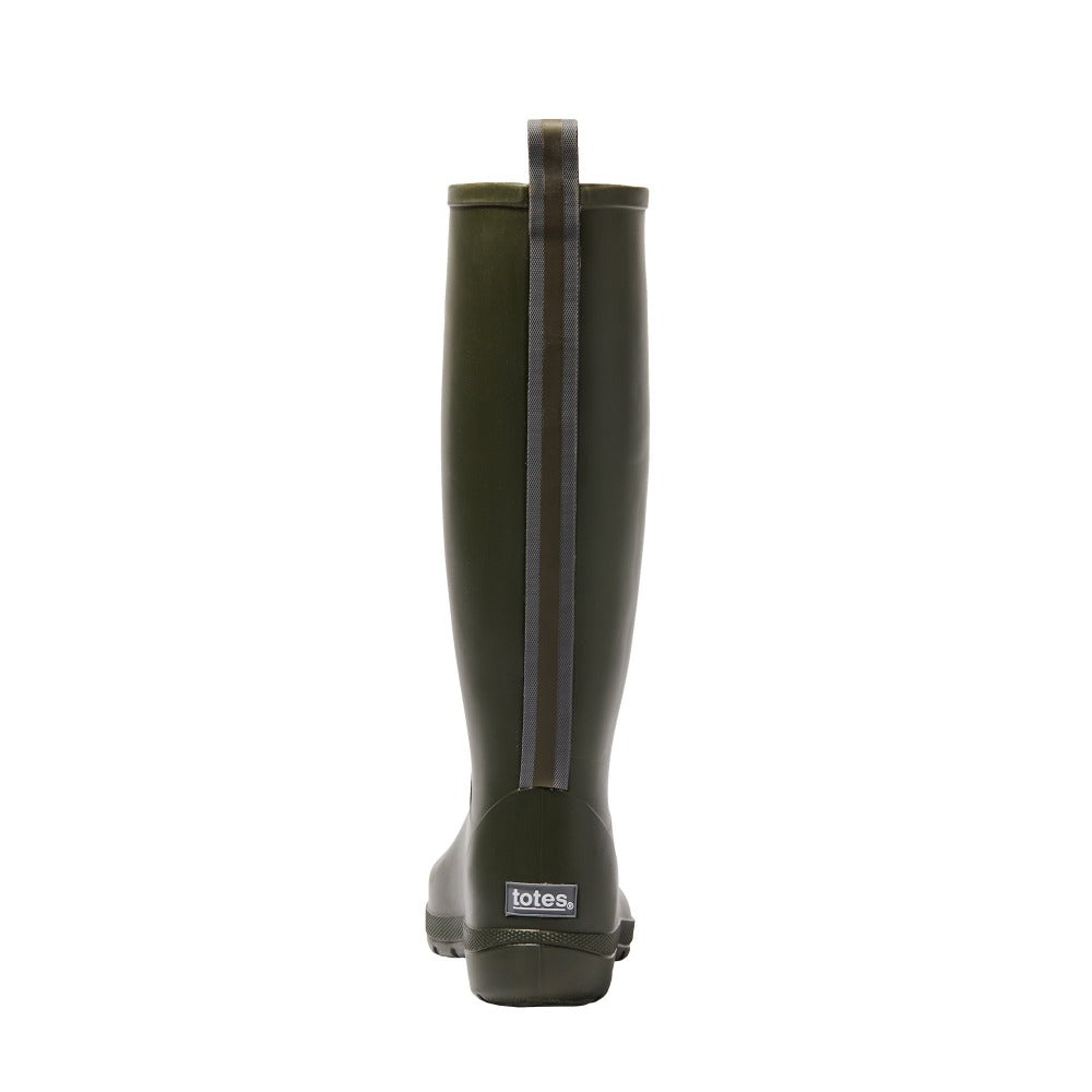 Cirrus™ Women's Claire Tall Rain Boots in Loden Back