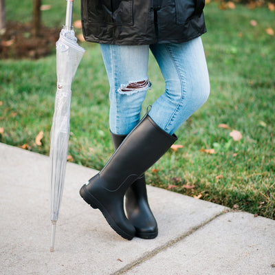Women's Knee High Tall Rain Boots - Cirrus™ Claire Rain Boots