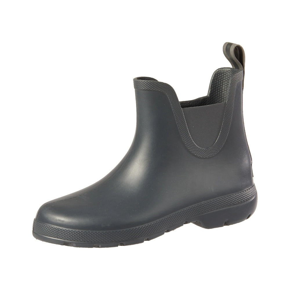 Cirrus™ Women's Chelsea Ankle Rain Boots in Mineral Left Angled View