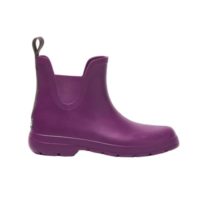 Cirrus™ Women's Chelsea Ankle Rain Boots in Red Grape Profile