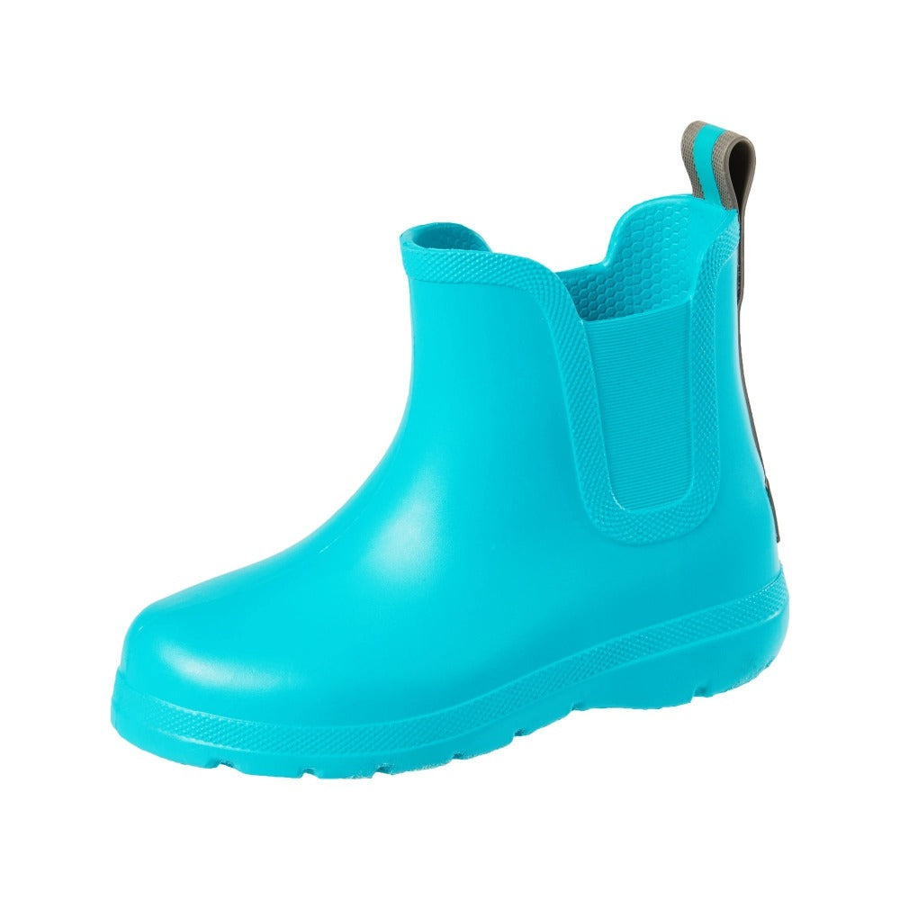 Cirrus™ Toddler's Chelsea Ankle Rain Boot in Splash Left Angled View
