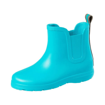 Cirrus™ Kid's Chelsea Ankle Rain Boot in Splash Left Angled View
