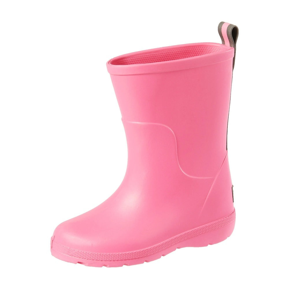 Cirrus™ Toddler's Charley Tall Rain Boot in Rosebloom Left Angled View