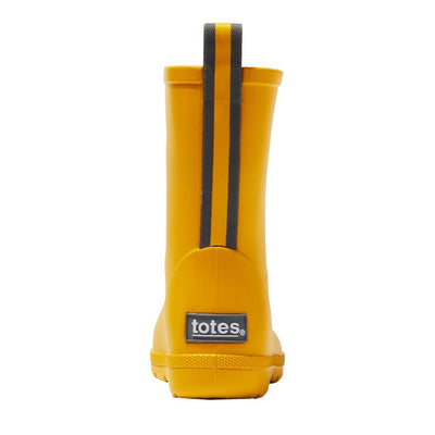 Cirrus™ Toddler's Charley Tall Rain Boot in School Bus Back