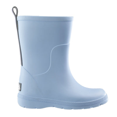 Cirrus™ Kid's Charley Tall Rain Boot in Bonnie Blue Profile