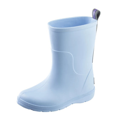 Cirrus™ Kid's Charley Tall Rain Boot in Bonnie Blue Left Angled View