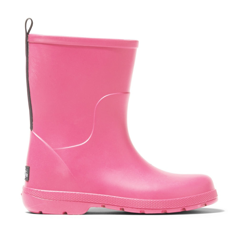 Cirrus™ Kid's Charley Tall Rain Boot in Rosebloom Profile
