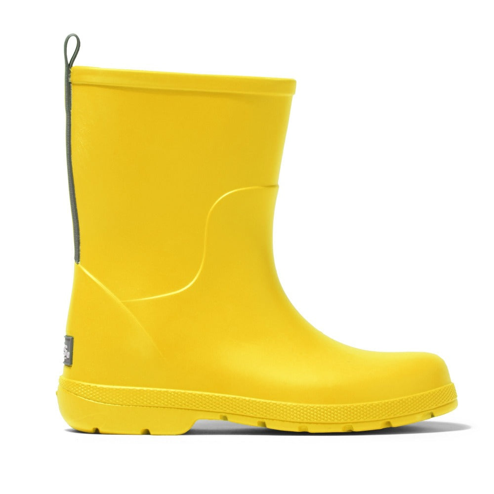 Cirrus™ Kid's Charley Tall Rain Boot in School Bus Profile