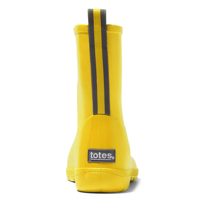 Cirrus™ Kid's Charley Tall Rain Boot in School Bus Back