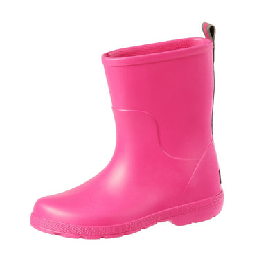 Cirrus™ Kid's Charley Tall Rain Boot in Very Berry Left Angled View
