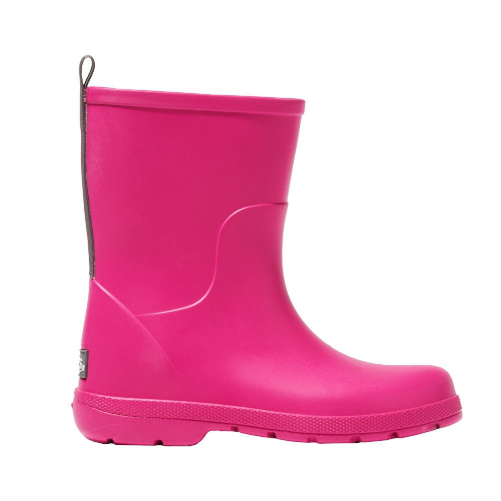 Cirrus™ Kid's Charley Tall Rain Boot in Very Berry Profile