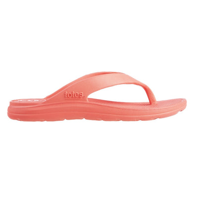Women's Sol Bounce Ara Thong Sandal in Coraline Profile