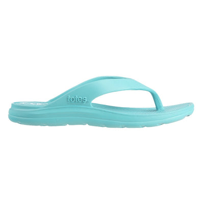 Women's Sol Bounce Ara Thong Sandal in Splash Profile