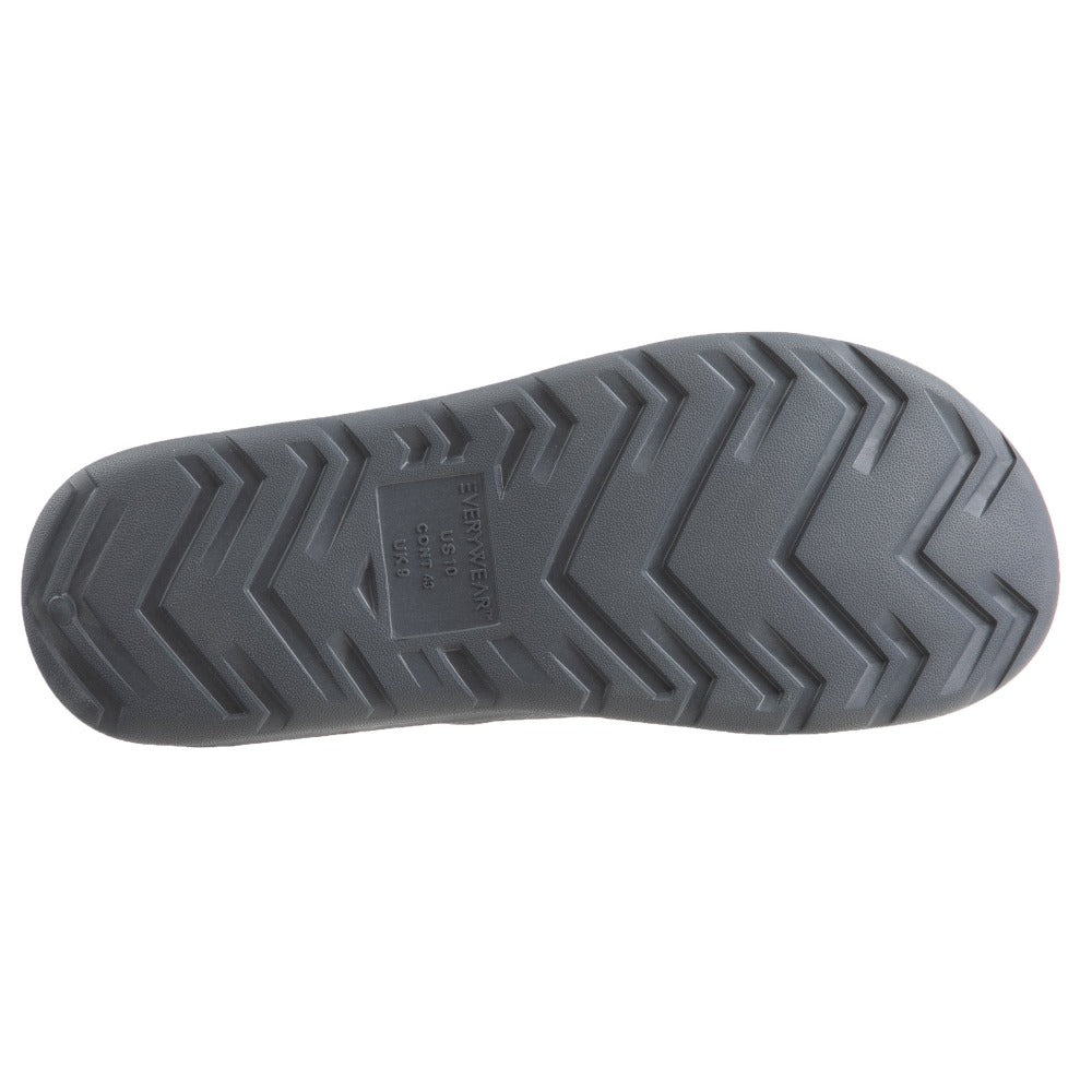 Men's Sol Bounce Ara Vented Slide in Mineral Bottom Sole Tread