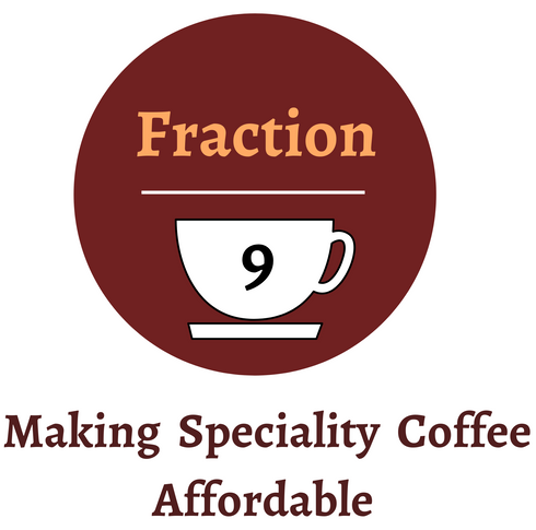 Fraction 9 Coffee Roasters