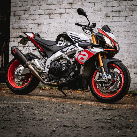 2016 Aprilia Tuono V4 1100 Factory - INSANE BIKE!!