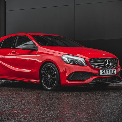 2017 MERCEDES BENZ A180 AMG PREMIUM LINE WITH NIGHT PACK - OR TAKE £12500 CASH!