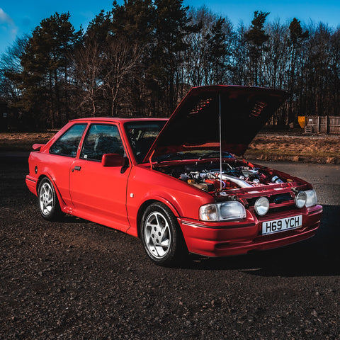 Immaculate Ford Escort RS Turbo
